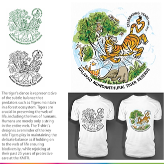 @mographies First Prize Illustrated T-Shirt Design Link Thumbnail | Linktree
