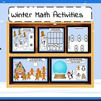 @WinterStorm Winter Math Activities Link Thumbnail   Linktree