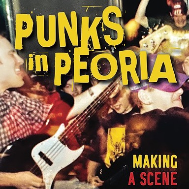 PUNKS IN PEORIA THE BOOK Link Thumbnail | Linktree