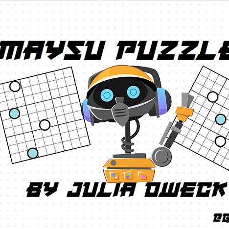 Maysu Puzzles *Logic & Mathematical Thinking