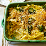 WW Baked Macaroni and Cheese with Broccoli Recipe