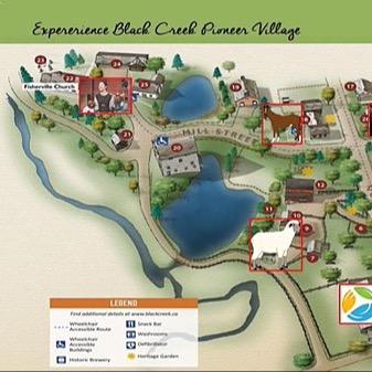@RebeccaAllgeier Field Trip - Black Creek Pioneer Village Link Thumbnail | Linktree
