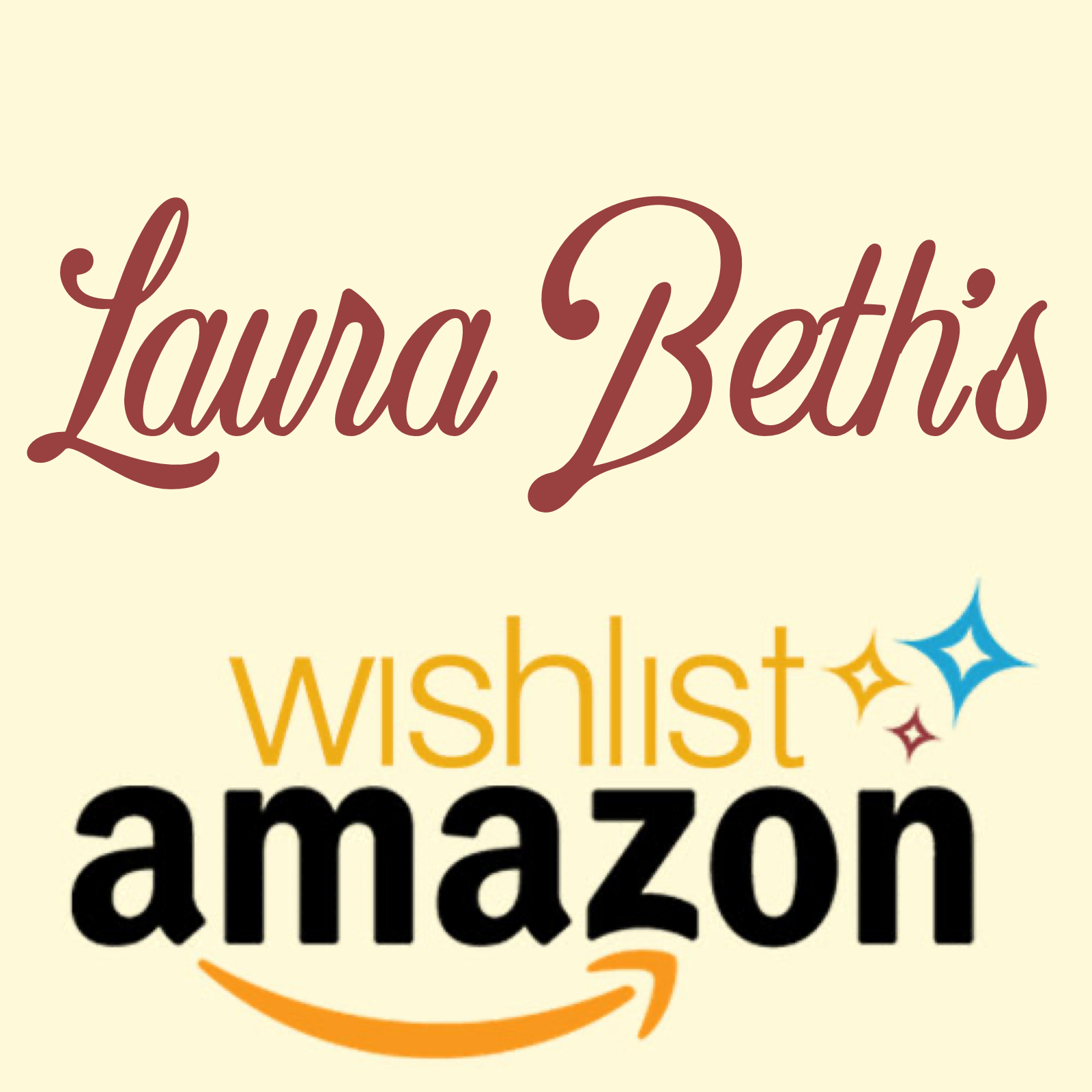 @Laurabethfinley Laura Beth's Wish List Link Thumbnail | Linktree