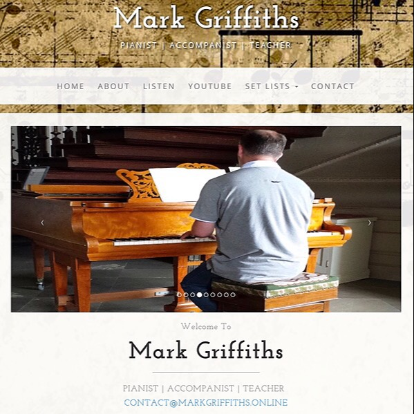 Mark W Griffiths Mark W Griffiths Personal Website Link Thumbnail   Linktree