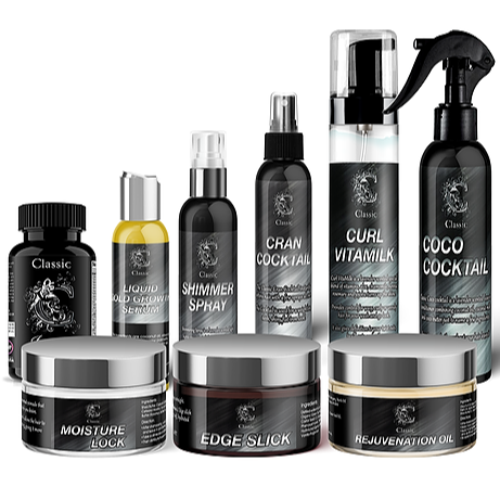 Buy Classic Natural Hair Salon Systems