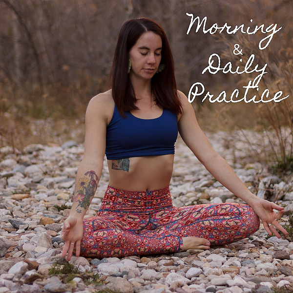 Clarissa Mae Morning Practice On-Demand Video Link Thumbnail | Linktree