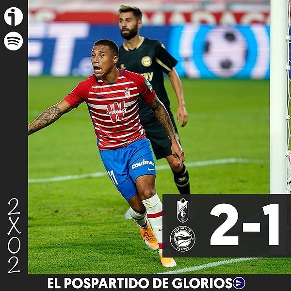🎙️ 2x02   Tertulia del Granada 2-1 Alavés