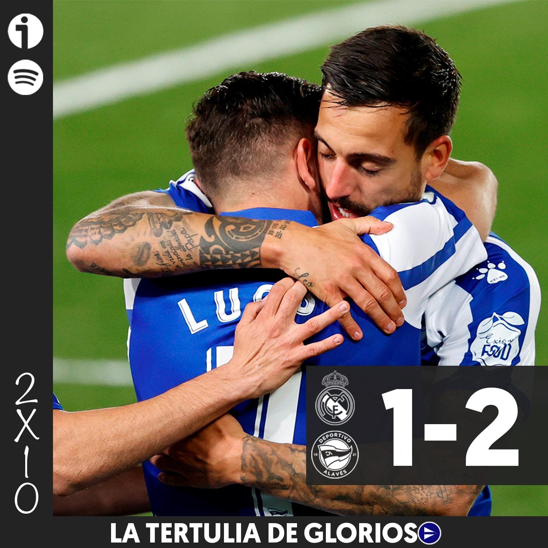 @GloriosoPlay 🎙️ 2x10 | Tertulia del Real Madrid 1-2 Alavés Link Thumbnail | Linktree