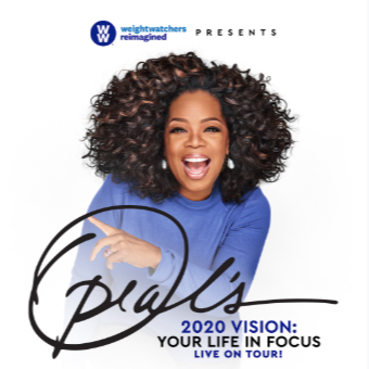 Buy Tickets to Oprah's 2020 Vision: Your Life in Focus Tour Today