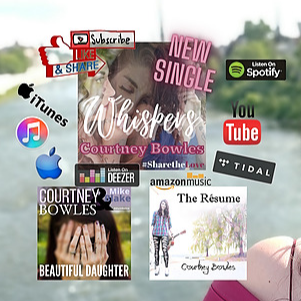 @Courtneybowlesmusic Patreon ($$ Support for LIVE streams) Link Thumbnail   Linktree