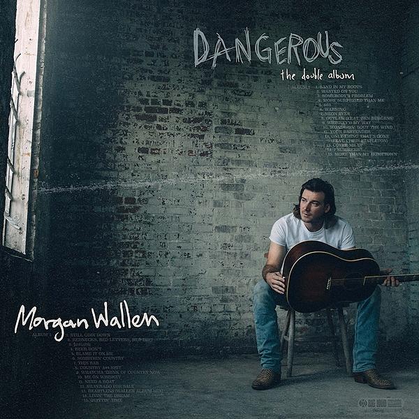 Morgan Wallen Dangerous: The Double Album Link Thumbnail   Linktree