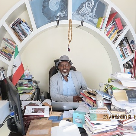 Literary Culture in Somaliland: An Interview with Jama Musse Jama