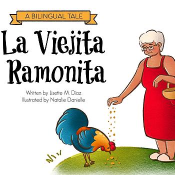 @lisettediaz Autographed Copy of My Bilingual Book Link Thumbnail | Linktree