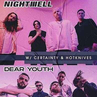 N I G H T III E L L Toronto w/ Dear Youth & more! Link Thumbnail   Linktree