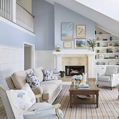 My Domaine | Old Living Room Makeover