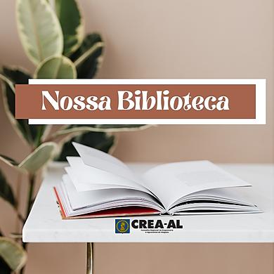 Nossa Biblioteca CREA/AL (nossabiblioteca.creaal) Profile Image   Linktree