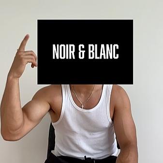 @slimtony Noir & Blanc Link Thumbnail | Linktree