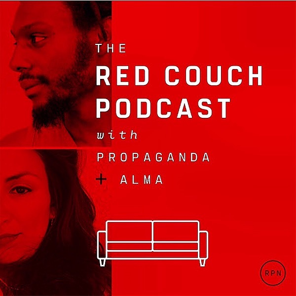 @theredcouchpod Profile Image | Linktree