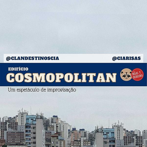 EDITAL DE CONVOCAÇÃO (CosmopolitanEdificio) Profile Image | Linktree
