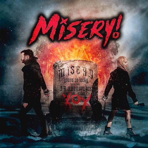 Misery! XOX EP Pre-Order  Link Thumbnail   Linktree