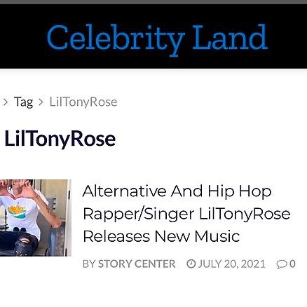 @LILT💍NYR🌺SE Celebrity Land Link Thumbnail | Linktree