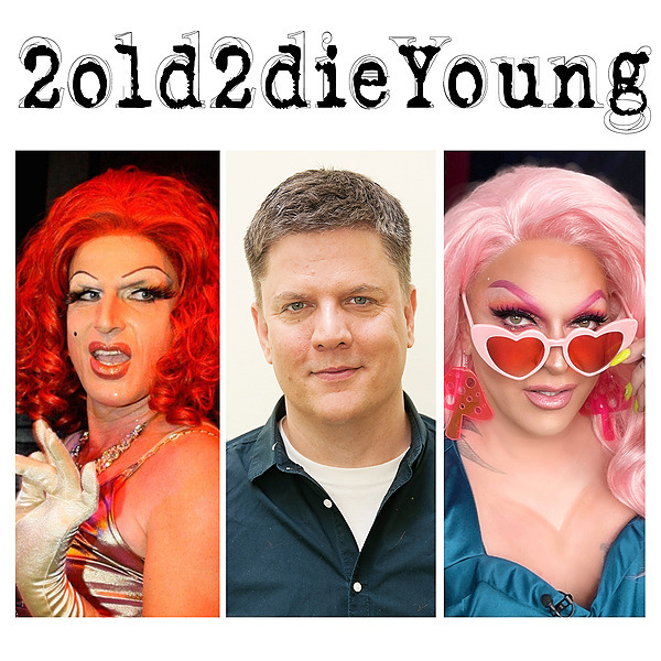 """@barbiebreakout """"2old2dieyoung"""" Podcast Link Thumbnail 
