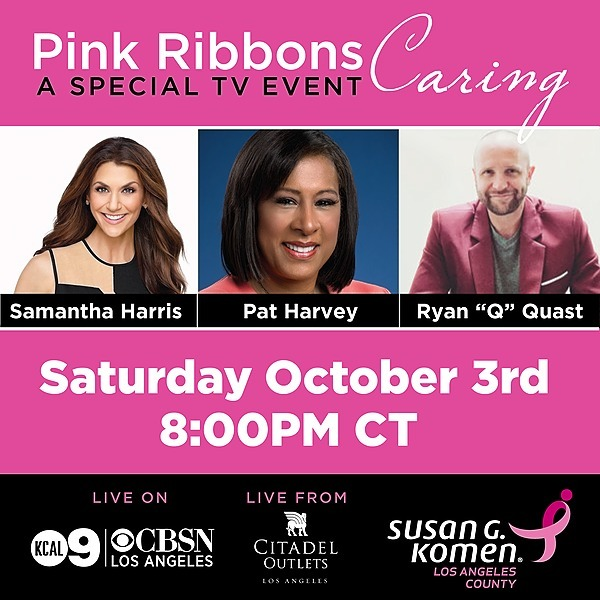 Pink Ribbons Caring Event