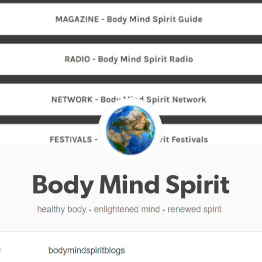BLOGS - Body Mind Spirit Blogs Tumblr