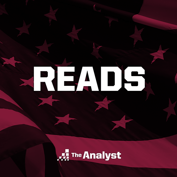 Reads from The Analyst (US) (ReadsfromtheAnalyst_US) Profile Image | Linktree