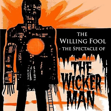 Robert JE Simpson (Avalard) Buy Signed copies of my book The Willing Fool - The Spectacle of The Wicker Man Link Thumbnail   Linktree