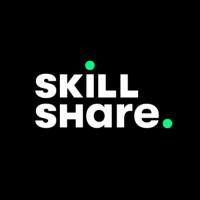 @fuzzycomma Alison Camacho SkillShare teaching profile Link Thumbnail | Linktree