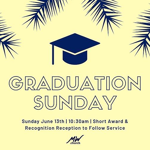 FORM: MW Graduation 2021