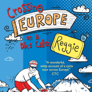 Cycling Europe  / Andrew Sykes Crossing Europe on a Bike Called Reggie Link Thumbnail | Linktree