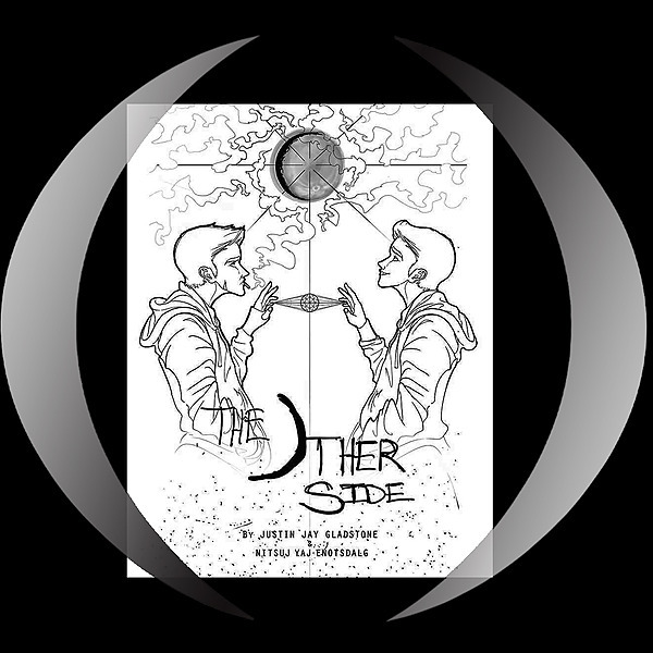 WELCOME, TO THE ☽THER SIDE BUY ☾ THE OTHER SIDE I: HARDCOVER EDITION ☽ ON AMAZON Link Thumbnail | Linktree