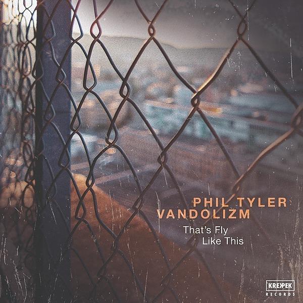 Krekpek Records Phil Tyler & Vandolizm - That's Fly & Like This (Doublesingle) Link Thumbnail | Linktree