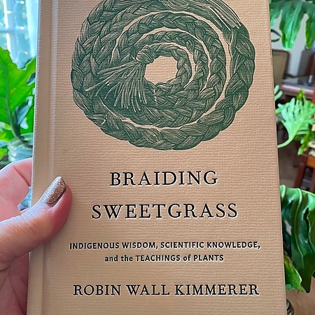 Braiding Sweetgrass Weekly Sacred Circle