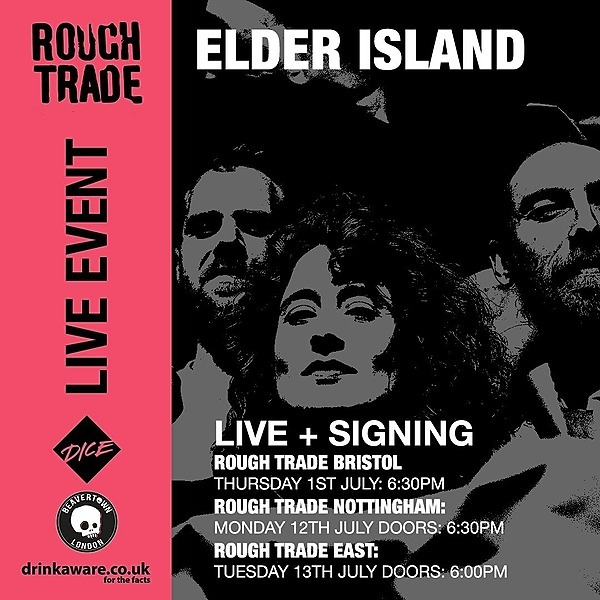 Rough Trade LIVE + SIGNING