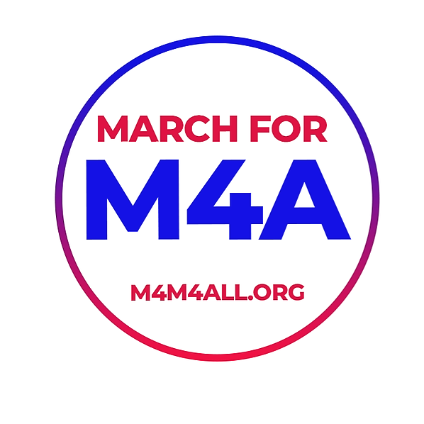 March for Medicare for All (marchformedicareforall) Profile Image | Linktree