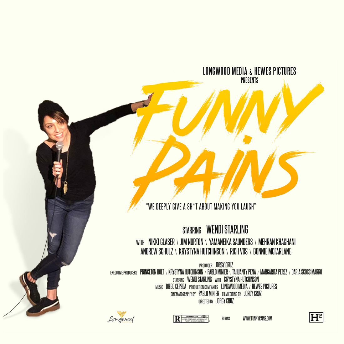 """>""""FUNNY PAINS"""" Official Trailer<"""