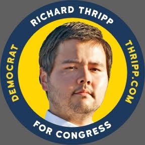 Richard Thripp for Congress (thripp) Profile Image | Linktree