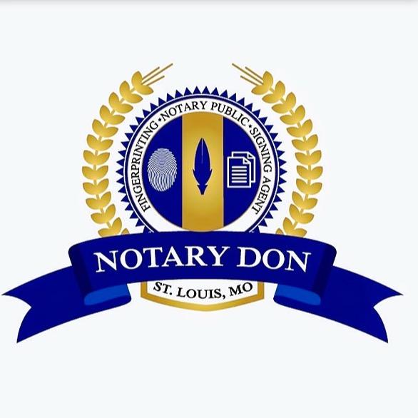 @NotaryDon Profile Image   Linktree
