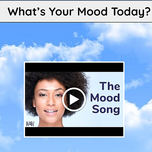 What's Your Mood? SEL Check-In