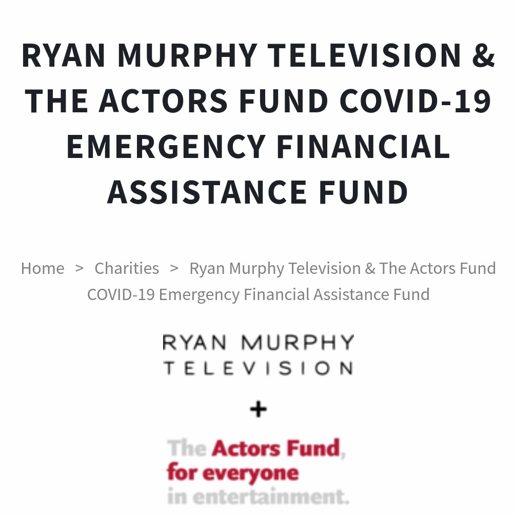 RMTV x Actors FUND Charity