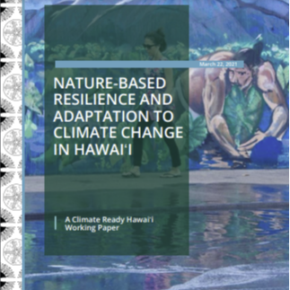 Climate Ready Hawaiʻi Working Paper