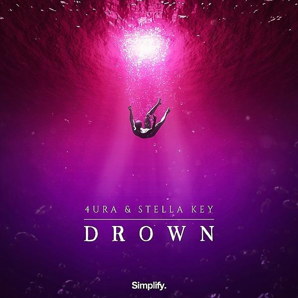 @simplifyrecs 4URA & Stella Key - Drown Link Thumbnail | Linktree