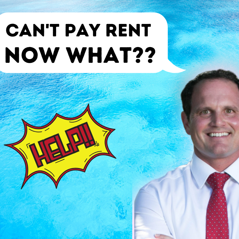 Can't Pay Rent for May???