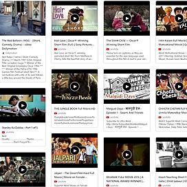 KVPATTOM LIBRARY ON PHONE Children's Films & Documentaries Link Thumbnail | Linktree