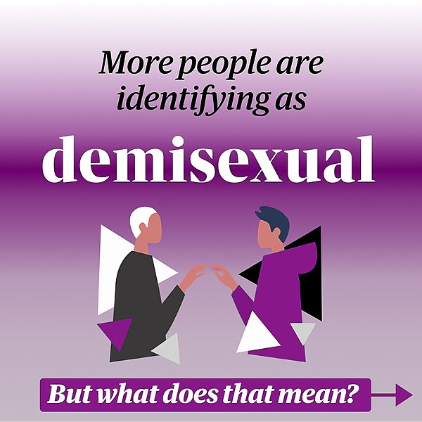 @guardian What does the dawn of demisexuals tell us? How sex-drenched society has become Link Thumbnail   Linktree