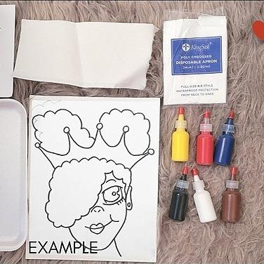 @lizbrentart Shop DIY Paint Kits Link Thumbnail   Linktree