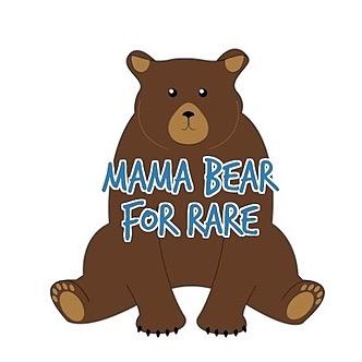 @Mamabearforrare My website/blog: Mama Bear For Rare Link Thumbnail   Linktree